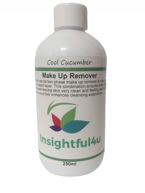 Cool Cucumber Vegan Makeup Remover